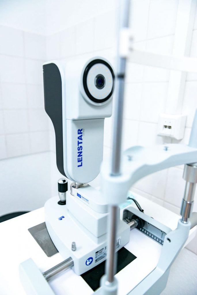 Lenstar fuer Optische Biometrie