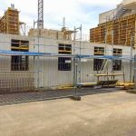 Baustelle - Stand 29.03.2021