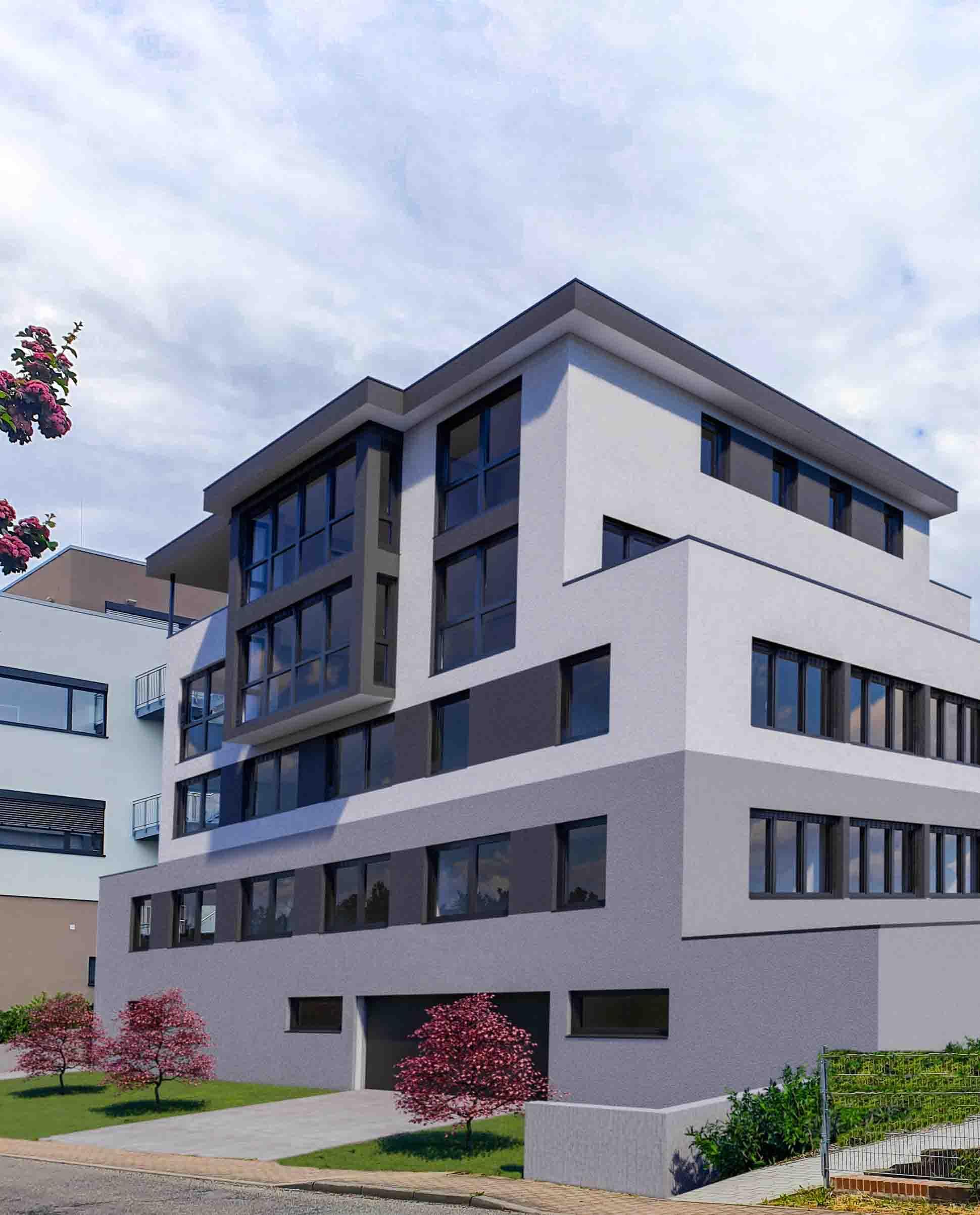 Neubau Medizentrum Zabergaeu