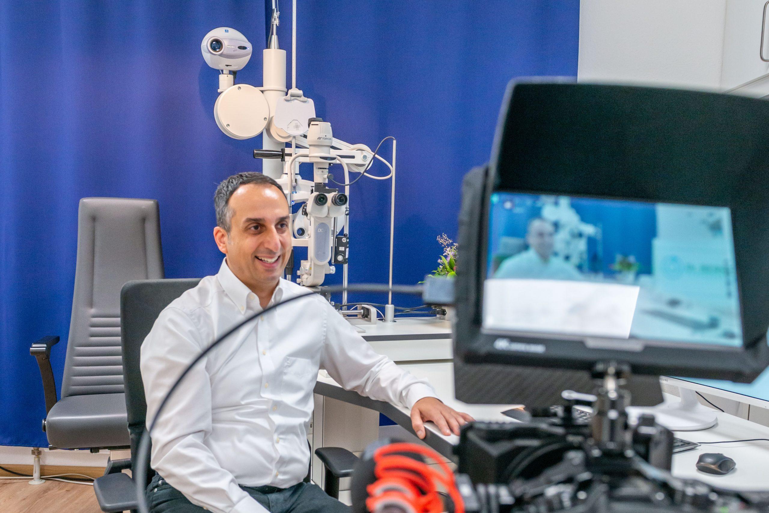L-TV Interview Dr Berret
